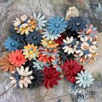 Prima - Silentium Collection - Flower Embellishments - Craftsman