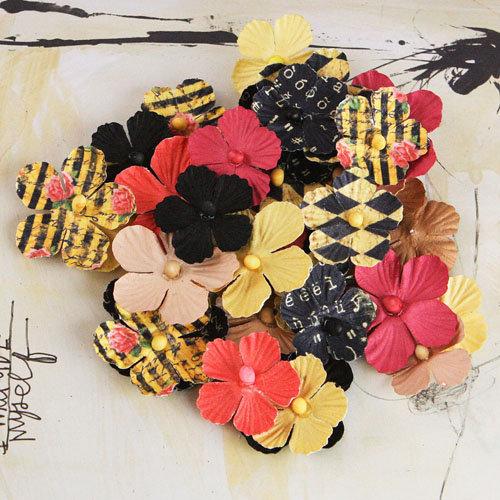 Prima - Silentium Collection - Flower Embellishments - Romance Novel
