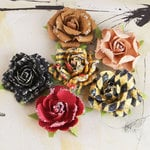Prima - Timido Collection - Flower Embellishments - Romance Novel