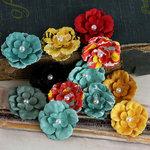 Prima - Silentium Collection - Flower Embellishments - Welcome to Paris