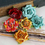 Prima - Timido Collection - Flower Embellishments - Welcome to Paris