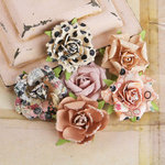 Prima - Timido Collection - Flower Embellishments - Rondelle