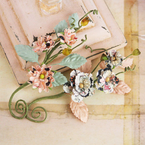 Prima - Bosque Collection - Flower Embellishments - Rondelle