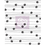 Prima - Hello Pastel Collection - Clear Acrylic Stamps - One
