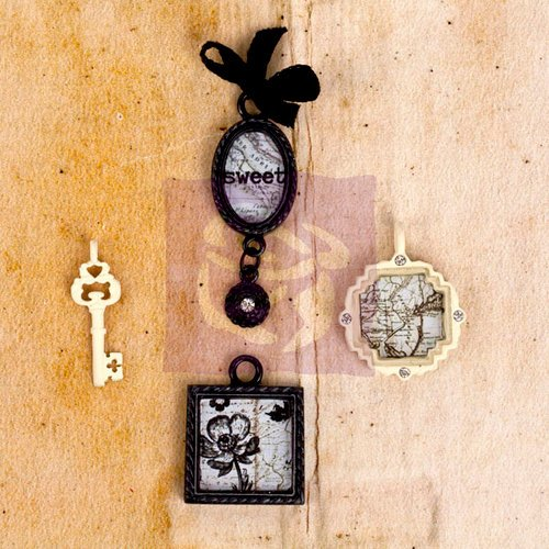 Prima - Engraver Collection - Vintage Trinkets