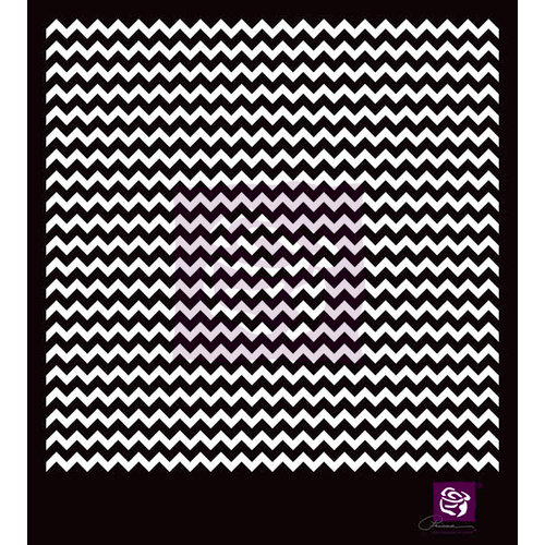 Prima - Stencils Mask Set - 6 x 6 - Chevron