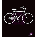 Prima - Stencils Mask Set - 6 x 6 - Bicycle