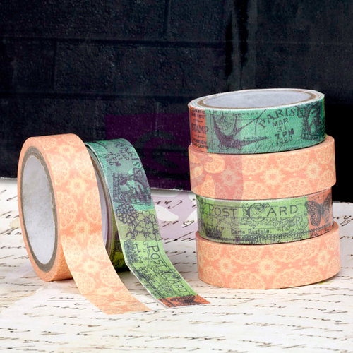 Prima - Divine Collection - Washi and Fabric Tape