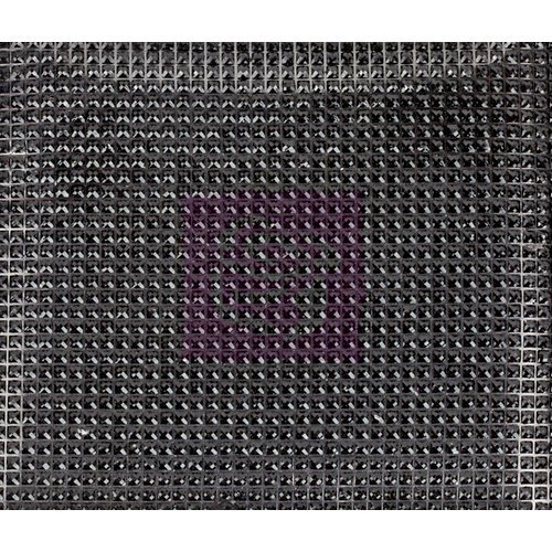 Prima - Say It In Crystals Collection - Bling - Self Adhesive Gem Sheet - Black