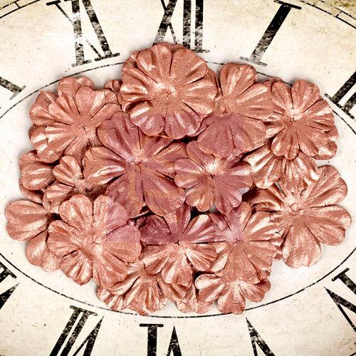 Prima - Sunrise Sunset Collection - Paper Petals - Copper