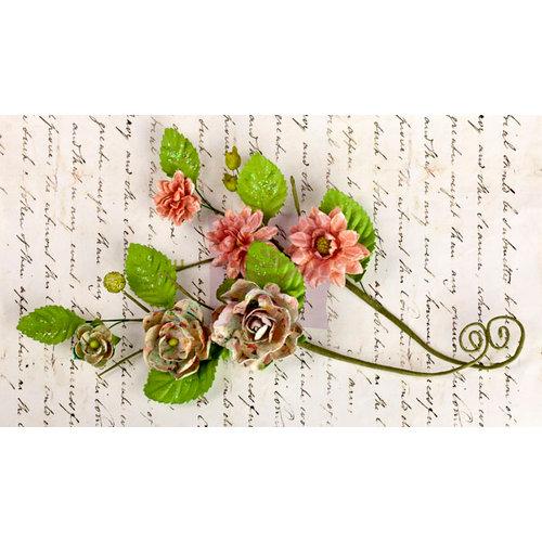 Prima - Divine Collection - Flower Embellishments - Vines