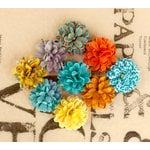 Prima - Lady Bird Collection - Flower Embellishments - Daisies
