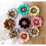 Prima - Lifetime Collection - Flower Embellishments - Daisies