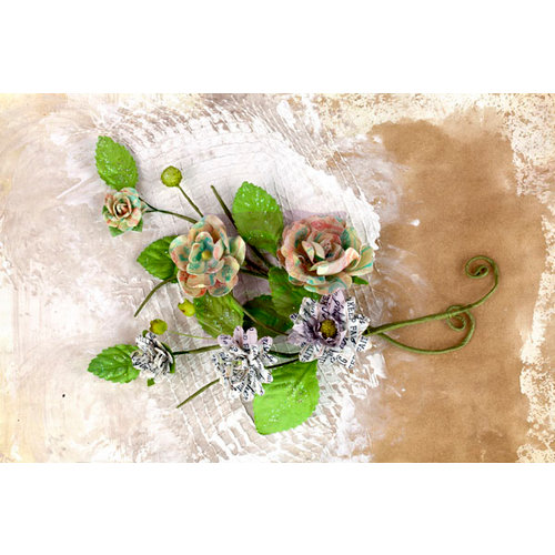 Prima - Lifetime Collection - Flower Embellishments - Vines