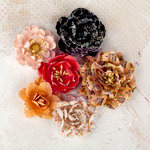 Prima - Lyric Collection - Flower Embellishments - Roses