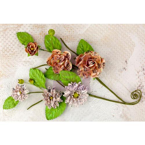 Prima - Lyric Collection - Flower Embellishments - Vines