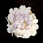 Prima - Frost Collection - Flower Embellishments - Allure