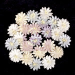 Prima - Frost Collection - Flower Embellishments - Canson I