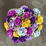 Prima - Mini Sachet Collection - Flower Embellishments - Pansy