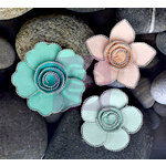 Prima - Queen Mary Collection - Flower Embellishments - Vintage