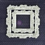 Prima - Resin Collection - Resin Embellishments - Frames