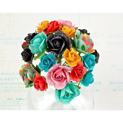 Prima - Ana Marie Collection - Flower Embellishments - 1