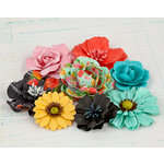 Prima - Ana Marie Collection - Flower Embellishments - 2