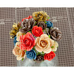 Prima - Allstar Collection - Flower Embellishments - One