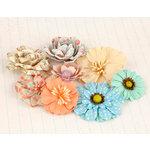 Prima - Delight Collection - Flower Embellishments - Three