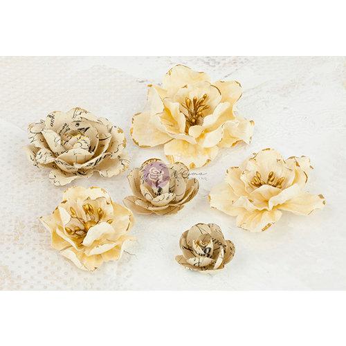 Prima - Bellas Collection - Flower Embellishments - Three