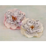 Prima - Valentine Collection - Flower Embellishments - 1