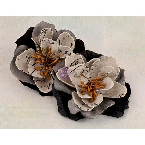 Prima - Valentine Collection - Flower Embellishments - 5