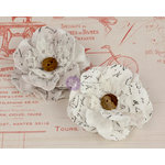 Prima - Clara Collection - Flower Embellishments - 2