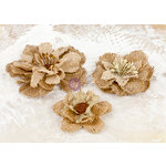Prima - La Tela Collection - Flower Embellishments - 5