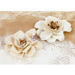 Prima - La Tela Collection - Flower Embellishments - 8