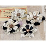 Prima - Parola Collection - Flower Embellishments - 3