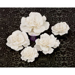 Prima - Nieve Collection - Flower Embellishments - 1