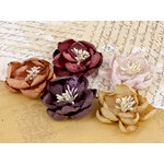 Prima - Serenity Collection - Flower Embellishments - 6