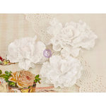 Prima - Scarlett Collection - Flower Embellishments - One