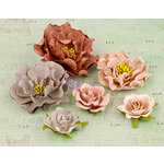 Prima - Layla Collection - Flower Embellishments - Three