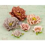 Prima - Layla Collection - Flower Embellishments - Three