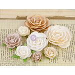 Prima - Charlotte Collection - Flower Embellishments - 2
