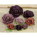 Prima - Charlotte Collection - Flower Embellishments - 4