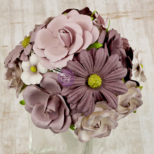 Prima - Audrey Collection - Flower Embellishments - 4