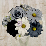 Prima - Audrey Collection - Flower Embellishments - 5