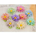 Prima - Lil Missy Collection - Flower Embellishments - 2