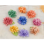 Prima - Lil Missy Collection - Flower Embellishments - 4