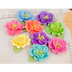 Prima - Lil Missy Collection - Flower Embellishments - 8