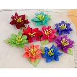 Prima - Lil Missy Collection - Flower Embellishments - 10