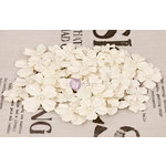 Prima - Abbey Collection - Flower Embellishments - One